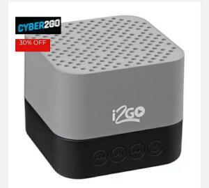 Caixa De Som Bluetooth Mini Power Go I2GO 3W RMS - I2GO Basic R$70