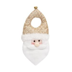 Adorno de Porta Festa na Neve Noel 40 CM   R$ 26