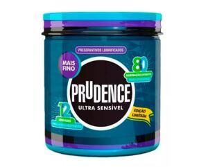 Preservativo Prudence Ultra Sensível 12 Unidades   R$17