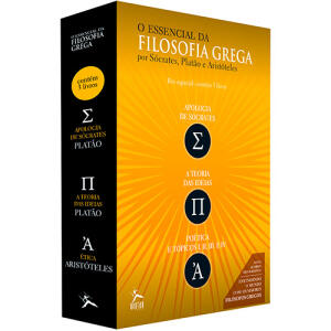 Box 3 Livros - O Essencial da Filosofia (3 Volumes) Exclusivo | R$19