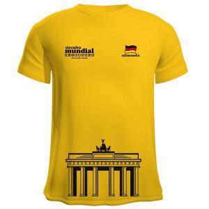Camisa circuito mundial Alemanha KM Sports | R$25