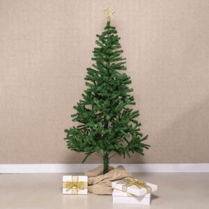 Árvore De Natal Verde 1,50M Com 420 Pontas Havan - Verde | R$60