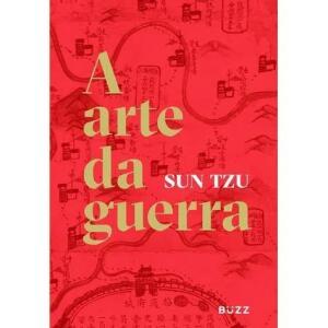 LIVRO EM CAPA DURA (A ARTE DA GUERRA) | R$25
