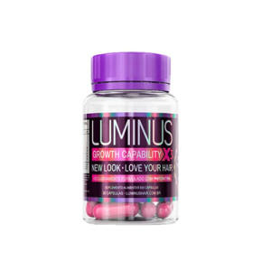 02 UNIDADES Luminus Hair 30 Cápsulas