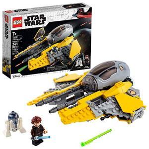 Lego Star Wars Interceptor Jedi™ de Anakin 75281 | R$230