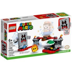 LEGO Mario Bros Pacote de Expansão Revés das Lavas do Esmagão | R$140