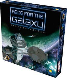 Race For The Galaxy 2ª Edição Galápagos Jogos   R$108