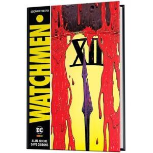 Watchmen (Edição Definitiva) | R$ 88