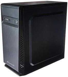[Prime] Gabinete Atx, Fortrek, Sc501Bk, Acessórios para Computador, Preto - R$108