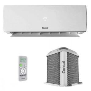 [AME 1.187] [APP] Ar Condicionado Split Hw On/Off Consul 12000 Btus Frio 220V Monofasico R$1214