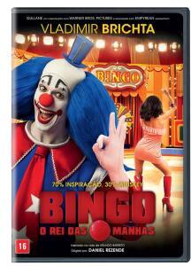 (AME $0.99) DVD Bingo O Rei Das Manhãs R$1,99