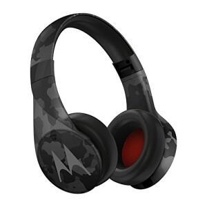 Fone de Ouvido Pulse Escape + Bluetooth, Motorola, SH013, Preto Camuflado, Motorola, SH013, Preto Camuflado