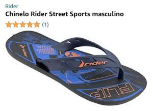 [PRIME] R$ 16,00 - Chinelo Rider Street Sports masculino | R$ 16