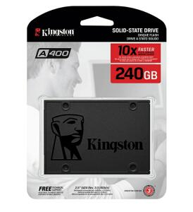 SSD Kingston 240GB A400 | R$ 191