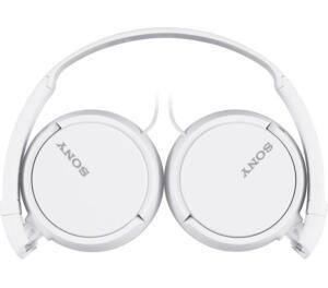 Fone de Ouvido SONY Headphone MDR-ZX110 Branco | R$ 54