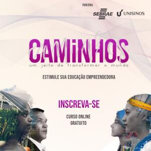 [EaD] Sebrae e Unisinos - Curso sobre empreendedorismo com certificado