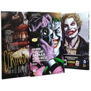 Box Coringa (Coringa de Brian Azzarello + Piada Mortal) - R$42