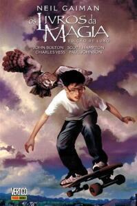 Os Livros da Magia - Neil Gaiman - R$38