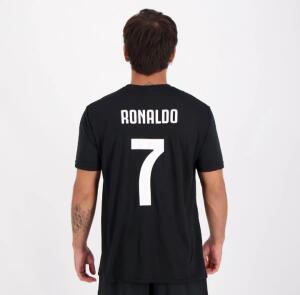 Camisa Juventus 7 Ronaldo | R$60