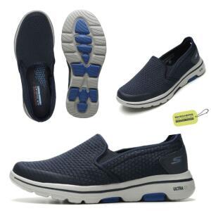 Tênis Skechers Go Walk 5 Aprize - Azul Marinho [N° 39, 40 e 41] | R$165