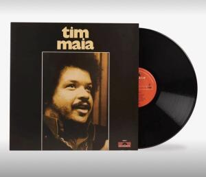 [PRIME] Tim Maia - Tim Maia (1972) - LP [Disco de Vinil]   R$124