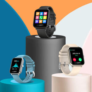 Smartwatch BlitzWolf® BW-GTC 7x24h | R$134