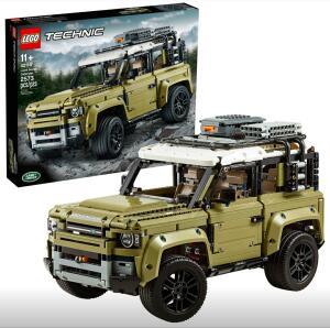 LEGO Technic Land Rover Defender 42110 R$1200