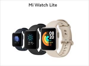 Smartwatch Mi watch Lite | R$ 355