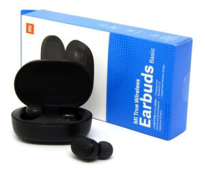 Fone de Ouvido Bluetooth Mi True Earbuds Basic 2 | R$ 120