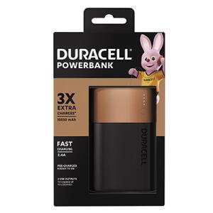 Power Bank Duracell 10.050mAh | R$60