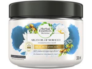 Máscara de Reconstrução Herbal Essences Bío Renew - Óleo de Argan 300ml   R$27