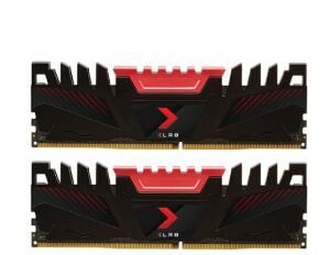 Memória DDR4 PNY XLR8 Gaming, 16GB (2x8GB) 2666MHz