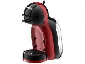 Cafeteira Elétrica Arno Nescafé Dolce Gusto - Mini Me Preto e Vermelho 220 v R$ 299
