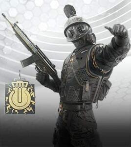 [Amazon/Twitch Prime] Rainbow Six Siege - Pacote - Operator Thatcher