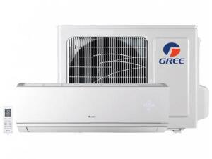 Ar-condicionado Split Gree Inverter 9.000 BTUs - Quente e Frio Hi-wall Eco Garden GWH09QAD3DNB8MI | R$1.935