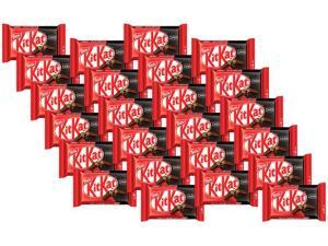 (R$1,25 cada) Barra de Chocolate Kit Kat Meio Amargo 41,5g - 24 Unidades (x2)
