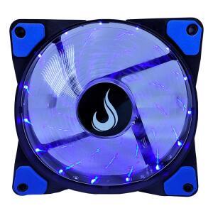 FAN Rise mode wind w1 120mm - Led Azul | R$15