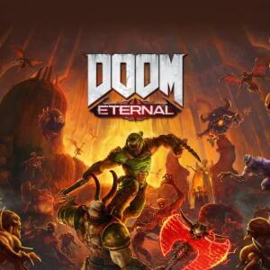 DOOM Eternal Deluxe Edition | R$98