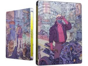Cyberpunk 2077 Xbox One - Steelbook Tyger Claws | R$269