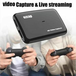 Placa de Captura HDMI EzCap 301   R$357