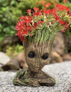 Vaso de Planta Baby Groot : Guardiões da Galáxia Vol. 2 (Guardians of the Galaxy Vol. 2) | R$ 48