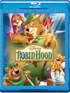 Robin Hood [Blu-ray] Edição De 40º Aniversário | R$34