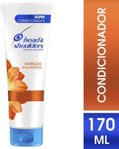 [Prime/Recorrência] Super Condicionador Head&Shoulders Nutrição Balanceada 170Ml | R$16