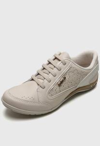 Tênis Kolosh Perfuros Off-White | R$110