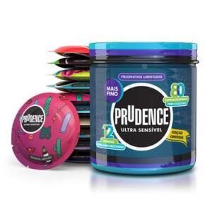 Preservativo Prudence Ultra Sensível 12 Unidades - Drogarias Pacheco