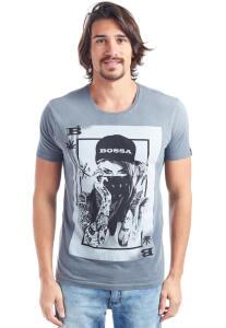 Camiseta Bossa Brasil Boné Grafite Spray | R$40