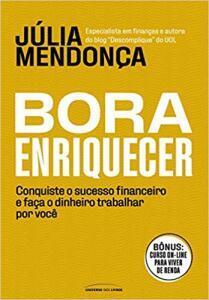 Livro - Bora enriquecer | R$19
