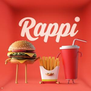 Cupom Rappi - R$20 em Produtos + R$200 em Frete [Primeira Vez]