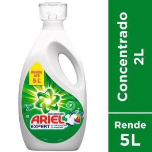 Roupa Líquido Concentrado Power Ariel 2L - R$20
