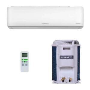 [APP] Ar-Condicionado Split HW Inverter Agratto Eco Top 9.000 BTUs Só Frio 220V I FRETE GRÁTIS R$1349